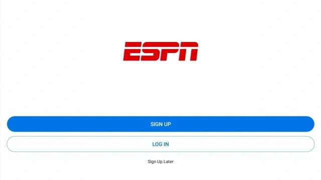 Install the ESPN App on Firestick Outside USA 18