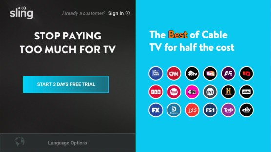Install the Sling TV App on your Fire TV Stick 17