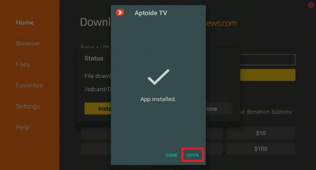 Install the FuboTV App on Firestick 16