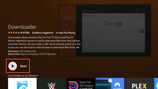 Install the ProgoTV app on your Firestick 11