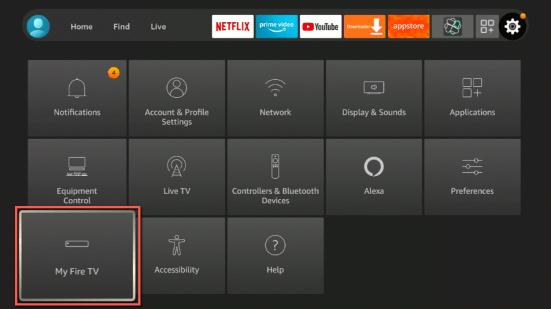 Install the ProgoTV app on your Firestick 2