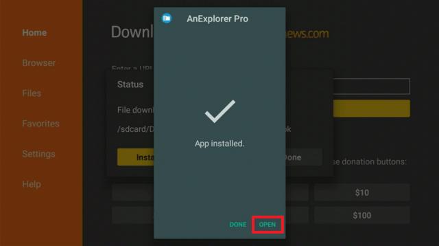 AnExplorer Pro 4