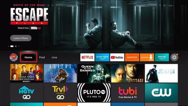 Install Stream Independent TV on Firestick Step 1