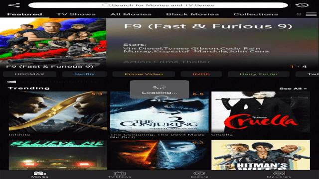 Install Vidman TV App on Firestick Step 21