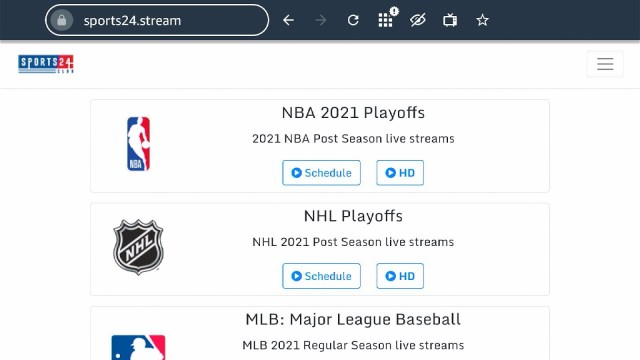 Watch Videos with Sports24 on your Firestick Step 6