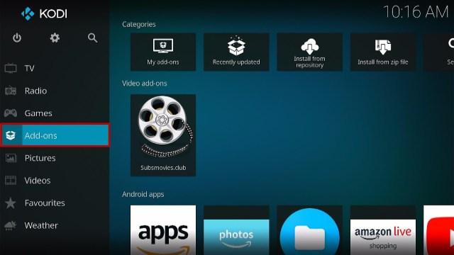 Install Subs Movies.club Kodi Addon 22