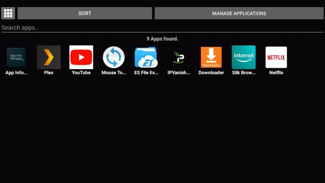 Install the App Info Manager on your Fire TV stick 12
