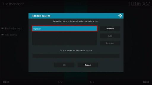 Install VMAXX Kodi Addon 7