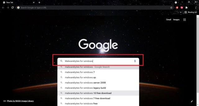 Malwarebytes Windows 2