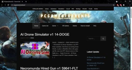 PCgamestorrents Windows 4