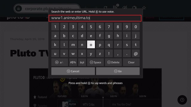 Stream the AnimeUltima Website on Your Fire TV Stick 12