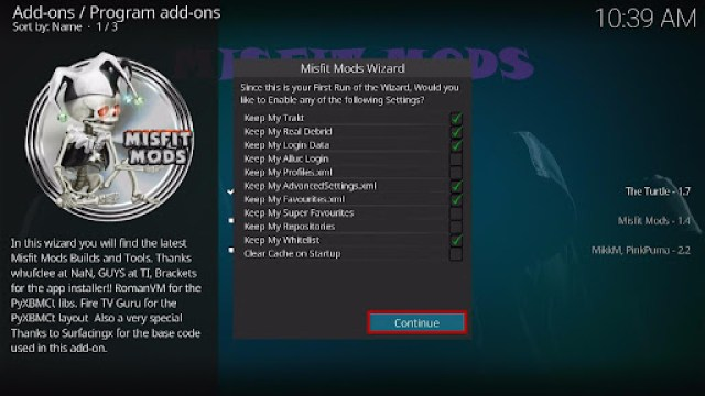 Install HardNox SMASH Kodi Build 20