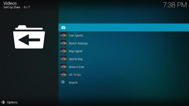 Install Q-Sports Kodi Addon 25