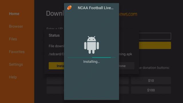 NCAA Football Live Streaming (4)