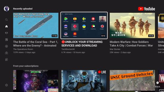 Install YouTube TV App on your Fire TV stick step 10