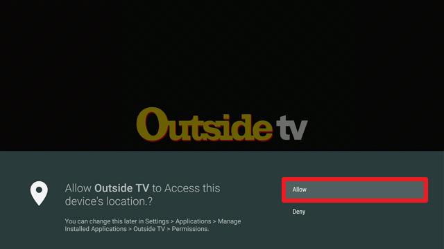 Outside TV 4