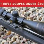 Best Rifle Scope Under 300 Dollars