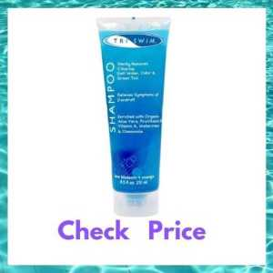 TRISWIM Chlorine Removal Swimmers Shampoo Moisturizing Repairing Hair