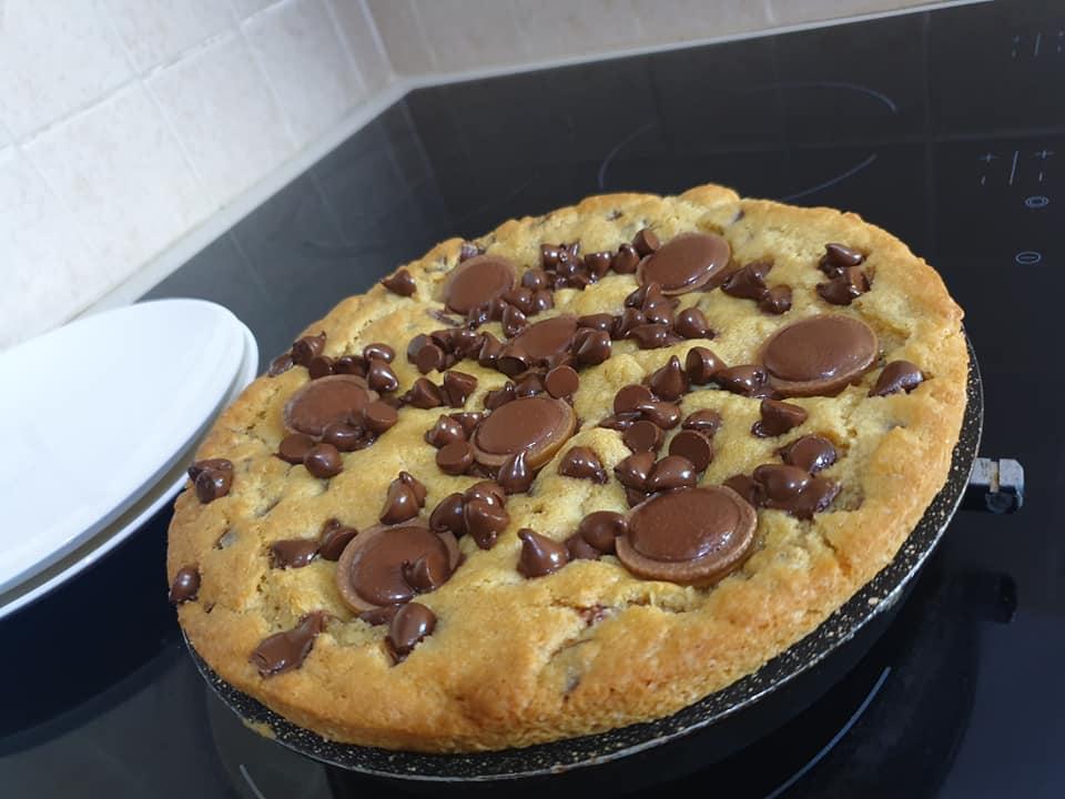 עוגיית שוקולד