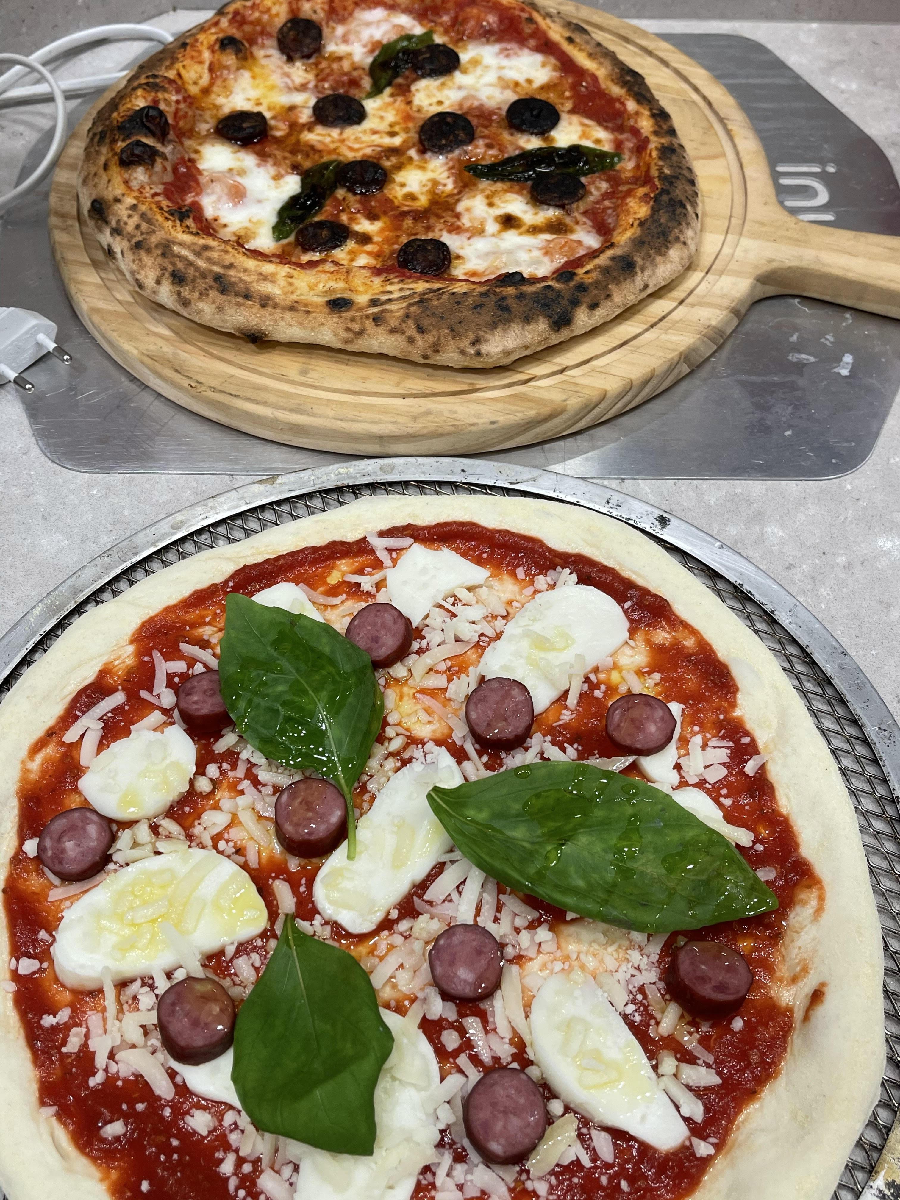 פיצה נאפוליטאנית מתכון