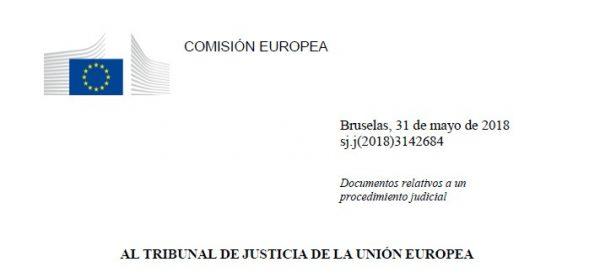 IRPH: el informe de la Comisión Europea contradice al Tribunal Supremo