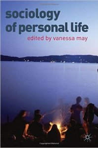 Vanessa May Sociology of Personal Life