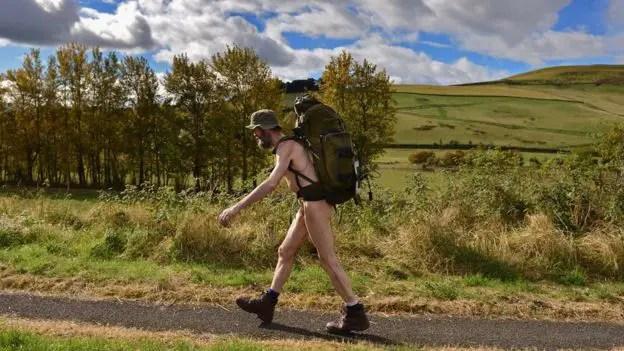 naked rambler
