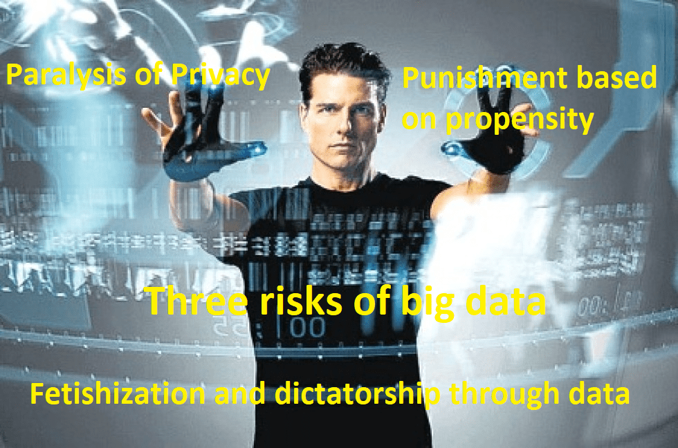 The Risks of Big Data