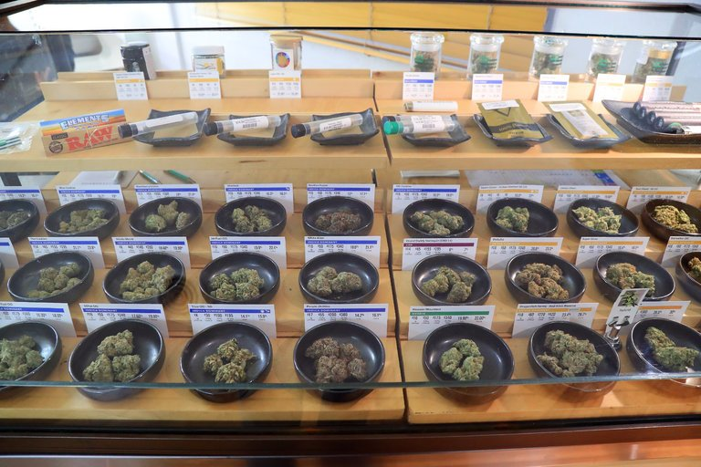 The legalisation of Pot in California