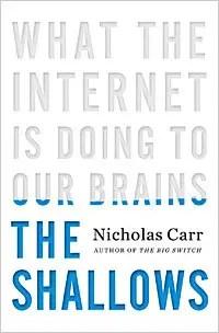 Shallows Carr Book Summary