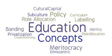 Sociology Concepts: Education