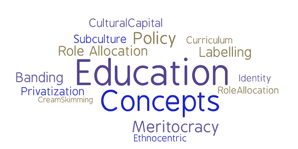 sociology concepts education (1)