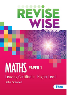 Maths HL Paper 1 – Revise Wise