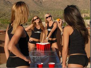 Игра Beer Pong