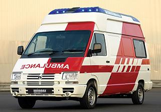 Машина Ambulance