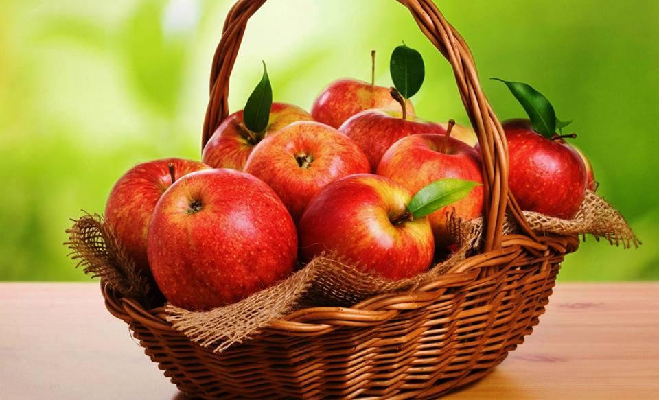 10 причин, чтобы есть яблоки каждый день