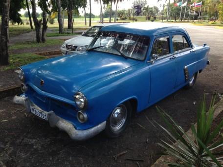 Куба - Ретро Авто