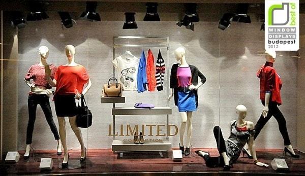 Goods on display. Image credit retaildesignblog.net