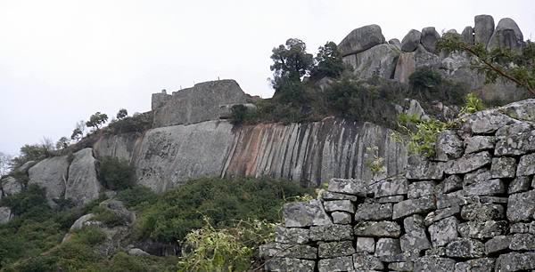 The Great Zimbabwe ruins. Image credit Afrizim.com