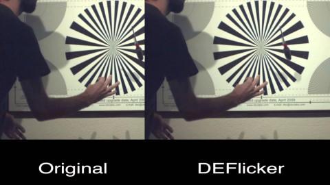 RevisionFX DEFlicker 1.5.1 破解版 -  AE视频去闪烁修复插件