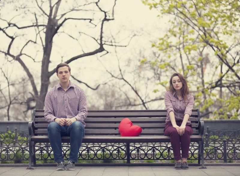 padrinhos de casamento - casal separado