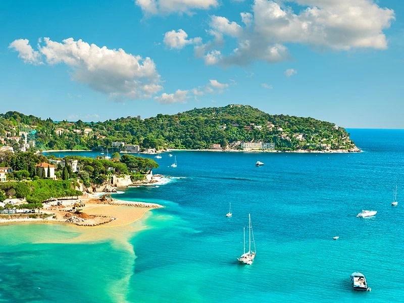 Destination wedding na Europa França Cotê d'Azur