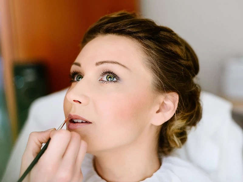 Maquiagem para cada tipo de noiva