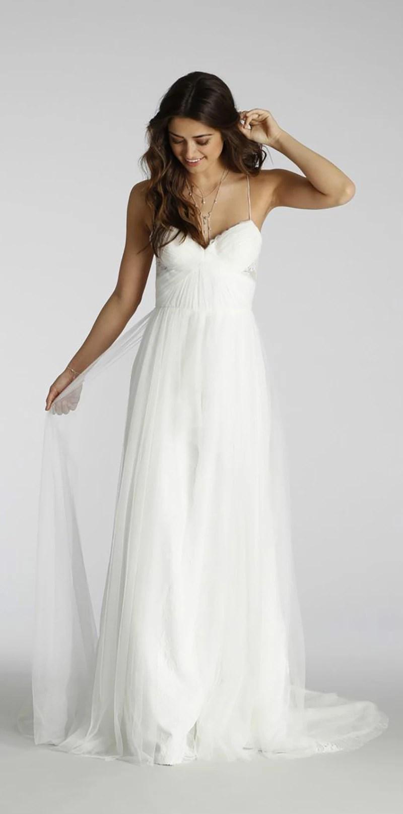 Vestido De Noiva Simples 20 Modelos Minimalistas Para Amar