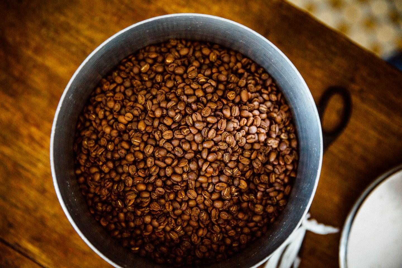 Zé Come: Panna Cotta di Caffè