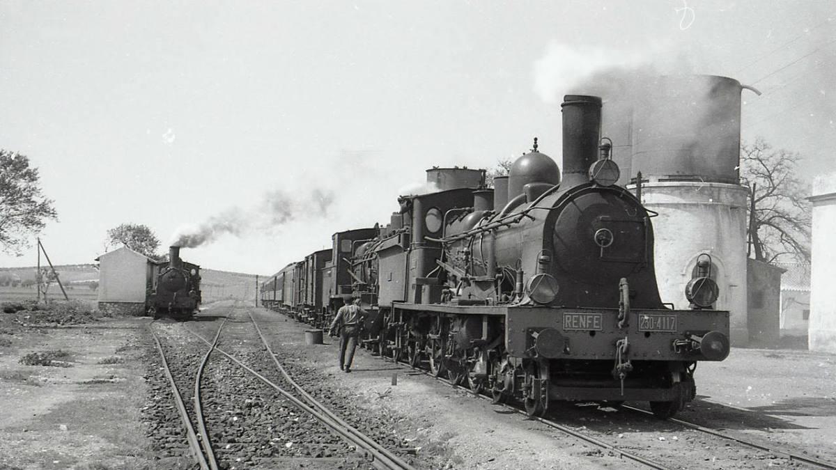 El ferrocarril en la España del siglo XIX