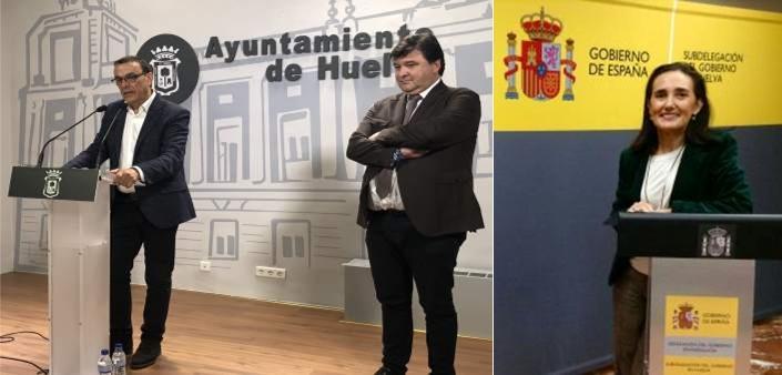 """Grávalos contraprograma a Caraballo y Cruz y comunicará a 50 alcaldes la asignación de fondos del PROFEA el mismo día de la """"cumbre"""" sobre infraestructuras"""