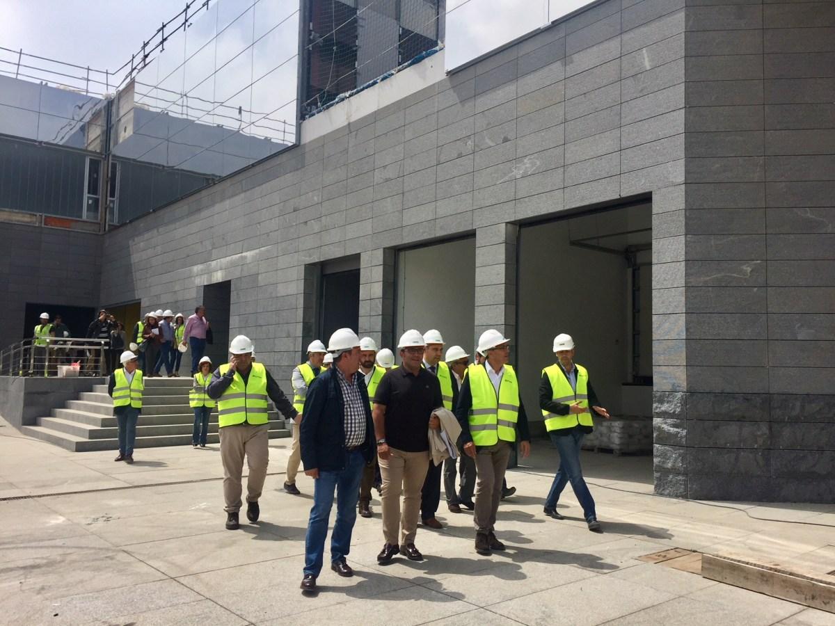 """Adiós a la """"segunda fase"""": el Puerto no edificará los 24.000 metros cuadrados para zonas de ocio, restauración y comercio en la Nueva Lonja"""