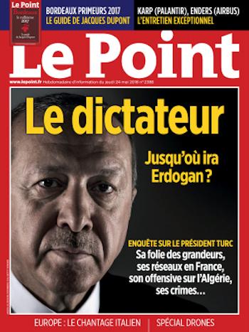 Le-Point-dictador