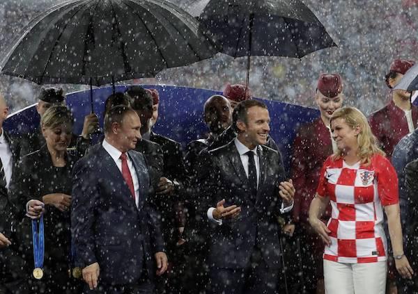 Claros y oscuros de Kolinda Grabar-Kitarovic, presidenta de Croacia